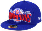Chicago Cubs New Era MLB 2017 Chicago Cubs Custom 59FIFTY Cap Fitted Hats
