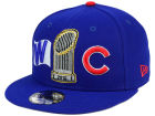 Chicago Cubs New Era MLB 2017 Chicago Cubs Custom 9FIFTY Snapback Cap Adjustable Hats