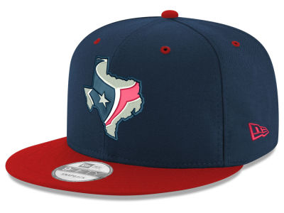 Houston Texans NE X Bun B H-Town Collection 9FIFTY Snapback Cap Hats