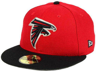 Atlanta Falcons NFL Chase Basic Fitted 59FIFTY Cap Hats