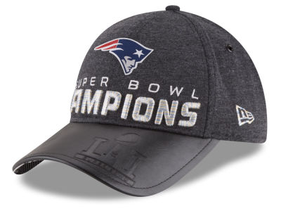 New England Patriots Super Bowl LI Champ LR 9FORTY Cap Hats