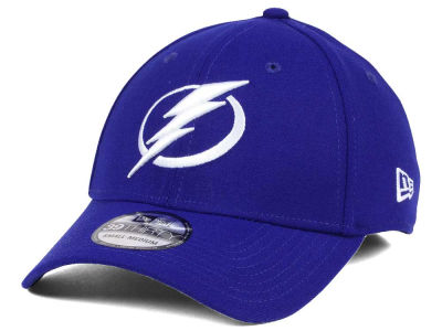 Tampa Bay Lightning NHL Team Classic 39THIRTY Cap Hats