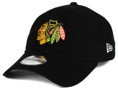 Chicago Blackhawks New Era NHL Relaxed 9TWENTY Strapback Cap  66516295cf6b