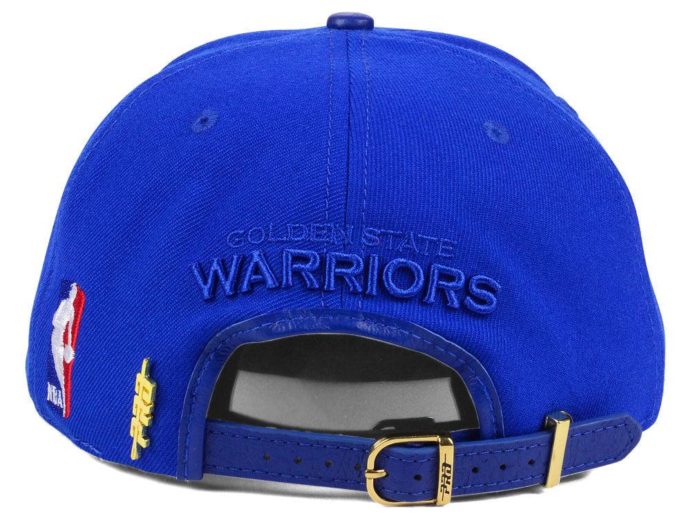 half off f18d8 d6d84 ... netherlands golden state warriors pro standard nba team metal strapback  cap outlet 8be59 2bad8