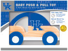 Kentucky Wildcats Baby Push & Pull Toy Toys & Games
