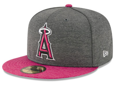 Los Angeles Angels 2017 Mothers Day 59FIFTY Cap Hats