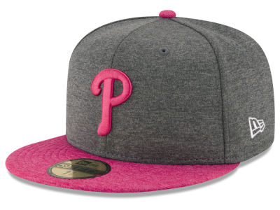 Philadelphia Phillies 2017 Mothers Day 59FIFTY Cap Hats