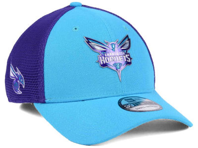 Charlotte Hornets 2017 NBA On Court 39THIRTY Cap Hats