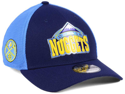 Denver Nuggets 2017 NBA On Court 39THIRTY Cap Hats