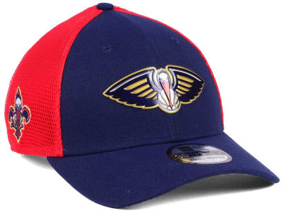 New Orleans Pelicans 2017 NBA On Court 39THIRTY Cap Hats