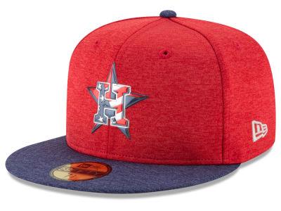Houston Astros New Era 2017 Mlb Authentic Collection Stars