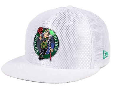 Boston Celtics NBA On-Court Collection Draft 59FIFTY Cap Hats