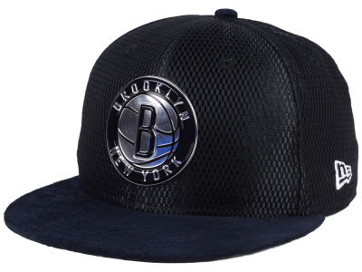 Brooklyn Nets NBA On-Court Collection Draft 59FIFTY Cap Hats