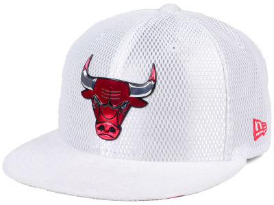 Chicago Bulls NBA On-Court Collection Draft 59FIFTY Cap Hats