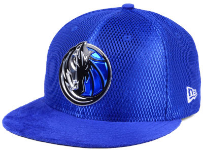 Dallas Mavericks NBA On-Court Collection Draft 59FIFTY Cap Hats