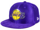 Los Angeles Lakers New Era NBA On-Court Collection Draft 59FIFTY Cap Fitted Hats