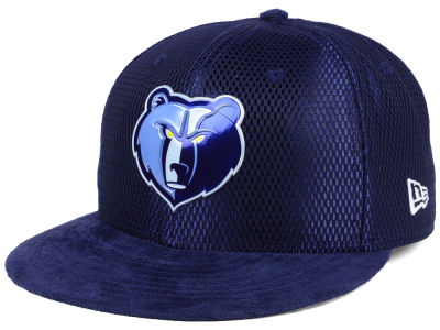 Memphis Grizzlies NBA On-Court Collection Draft 59FIFTY Cap Hats