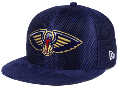 New Orleans Pelicans NBA On-Court Collection Draft 59FIFTY Cap Hats