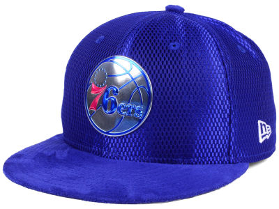 Philadelphia 76ers NBA On-Court Collection Draft 59FIFTY Cap Hats