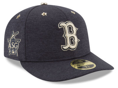 Boston Red Sox 2017 MLB All Star Game Patch Low Profile 59FIFTY Cap Hats