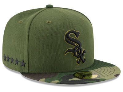 Chicago White Sox 2017 MLB Memorial Day 59FIFTY Cap Hats