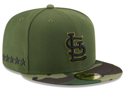 St. Louis Cardinals 2017 MLB Memorial Day 59FIFTY Cap Hats