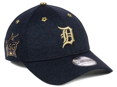 Detroit Tigers 2017 MLB All Star Game 39THIRTY Cap Hats