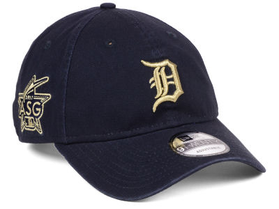 Detroit Tigers 2017 MLB All Star Game 9TWENTY Strapback Cap Hats