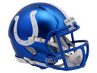 Indianapolis Colts Riddell Speed Blaze Alternate Mini Helmet Collectibles