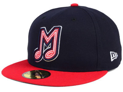 Memphis Redbirds MiLB AC 59FIFTY Cap Hats