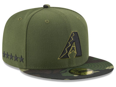 Arizona Diamondbacks 2017 MLB Youth Memorial Day 59FIFTY Cap Hats
