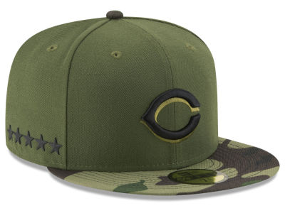 Cincinnati Reds 2017 MLB Youth Memorial Day 59FIFTY Cap Hats