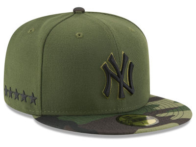 New York Yankees 2017 MLB Youth Memorial Day 59FIFTY Cap Hats
