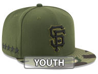 New Era 2017 MLB Youth Memorial Day 59FIFTY Cap Fitted Hats