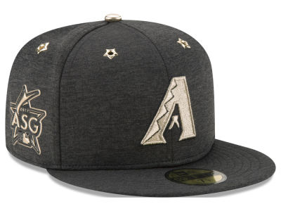 Arizona Diamondbacks 2017 MLB Youth All Star Game Patch 59FIFTY Cap Hats