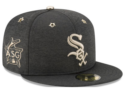Chicago White Sox 2017 MLB Youth All Star Game Patch 59FIFTY Cap Hats