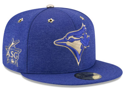 Toronto Blue Jays 2017 MLB Youth All Star Game Patch 59FIFTY Cap Hats