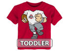 Ohio State Buckeyes Outerstuff NCAA Toddler Football Dreams T-Shirt T-Shirts