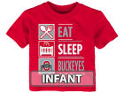 Ohio State Buckeyes Outerstuff NCAA Infant All I Do T-Shirt Infant Apparel