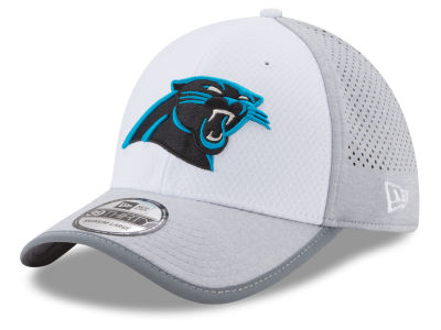 Carolina Panthers 2017 NFL Training 39THIRTY Cap Hats