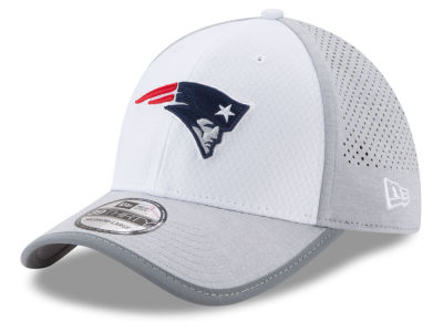 New England Patriots 2017 NFL Training 39THIRTY Cap Hats
