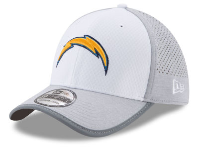 Los Angeles Chargers 2017 NFL Training 39THIRTY Cap Hats