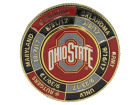 Ohio State Buckeyes 2017 2 Sided Football Schedule Coin Collectibles