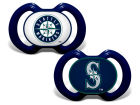 Seattle Mariners 2-pack Pacifier Set Newborn & Infant