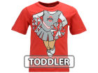 Ohio State Buckeyes Outerstuff NCAA Toddler Girls Cheerleader Dreams T-Shirt T-Shirts