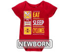 Iowa State Cyclones Outerstuff NCAA Newborn All I Do Creeper Outfits