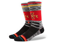 Stance NCAA Varsity Crew Socks Apparel & Accessories