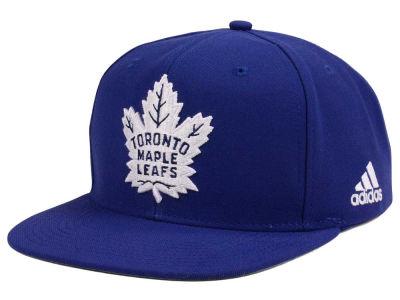 05f49ffe320 Toronto Maple Leafs adidas NHL Core Snapback Cap