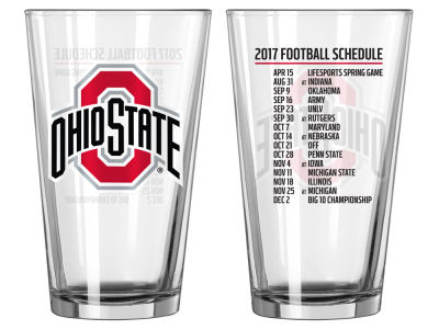 Boelter Brands 2017 Schedule Pint