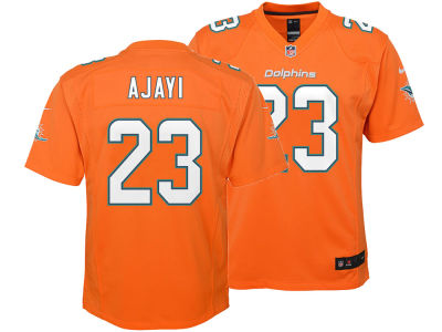 403d9437a2d ... where can i buy miami dolphins jay ajayi nike nfl youth color rush  jersey lids 51350